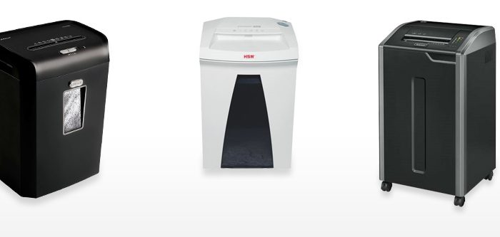 A quelles fins acheter un destructeur de papier ?